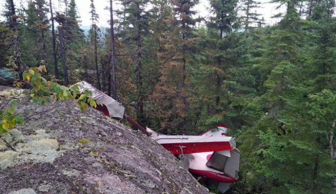 Συντριβή αεροσκάφους στον Καναδά (Φωτογραφία αρχείου)