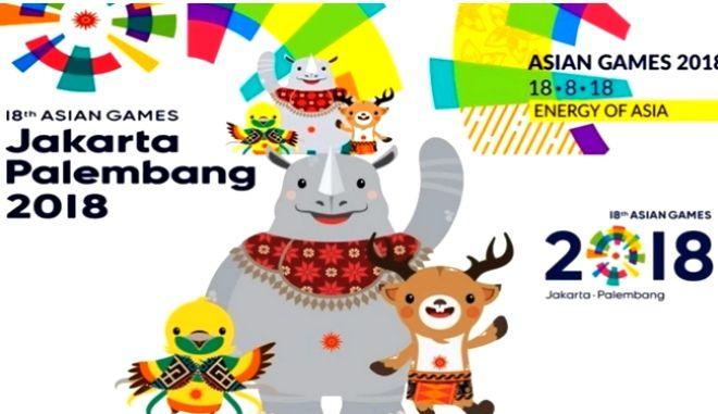 Ασιατικοί Αγώνες 2018: H Google τιμά την έναρξη τους
