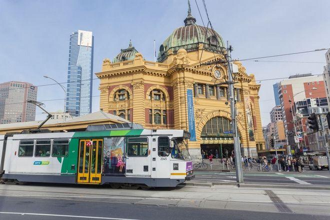 Βόλτα με τραμ στη Μελβούρνη, Αυστραλίας