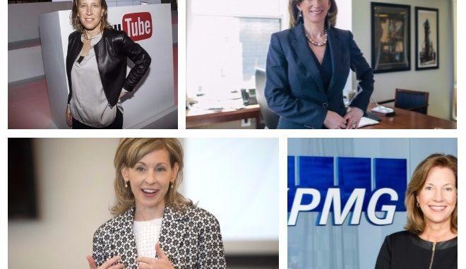 Most Powerful Women: Αυτές τις πέντε γυναίκες καλό είναι να τις προσέξεις