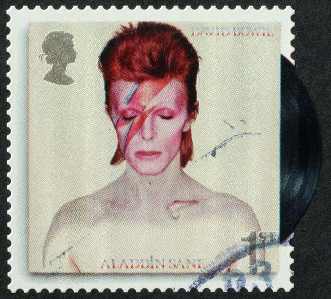 Δίσκος του David Bowie