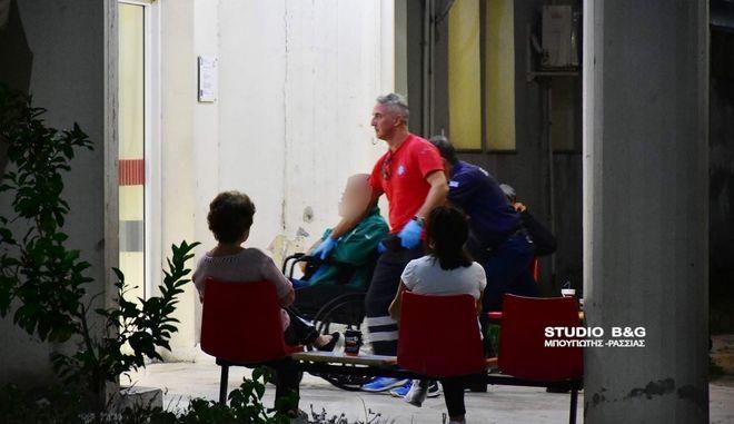 Παραλίγο τραγωδία στην Αργολίδα: Πυροβόλησε με καραμπίνα τον αδερφό του