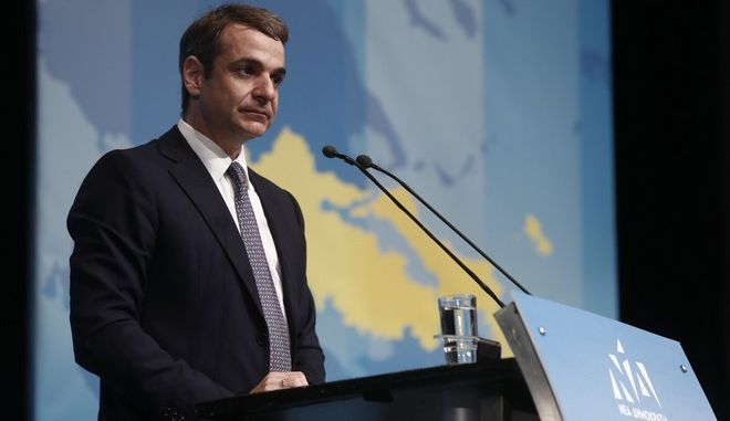 """Μητσοτάκης: Ο Βούτσης θέλει να μπαλώσει μια κυβέρνηση """"κουρελού"""""""