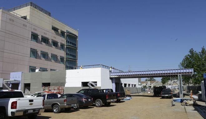 Ιατρικό κέντρο βετεράνων στις ΗΠΑ (φωτογραφία αρχείου)