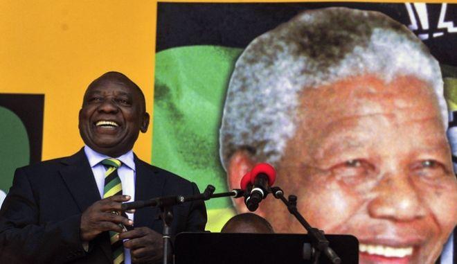 Νότια Αφρική: Σήμερα η εκλογή νέου προέδρου