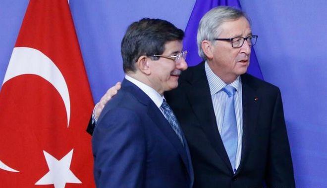Γιούνκερ: Η Τουρκία δεν θα είναι έτοιμη να μπει στην Ε.Ε. ούτε σε δέκα χρόνια
