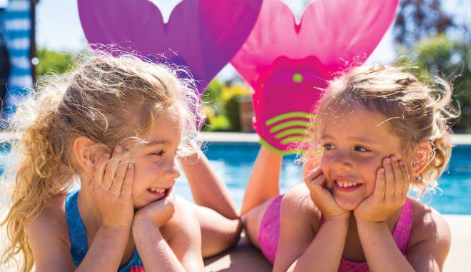 Το Mermaids & Dudes μαθαίνει στα παιδιά να αγαπούν την θάλασσα και την πισίνα
