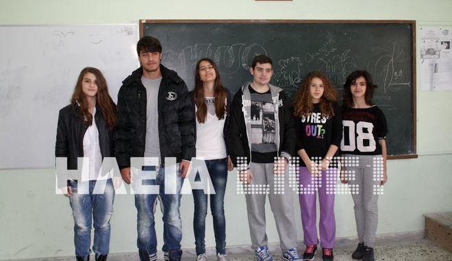 Βίντεο αφιέρωμα στα ΑμεΑ από μαθητές του Πύργου
