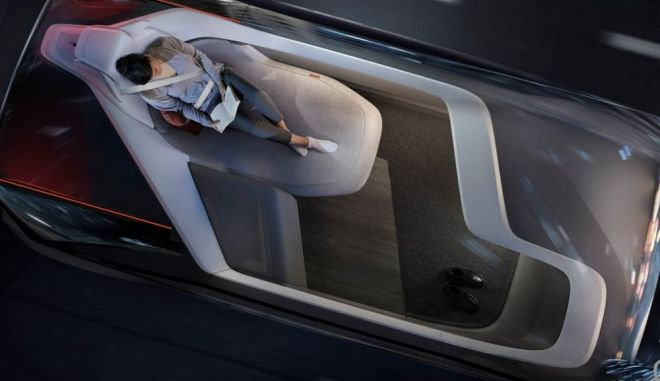 Τα πέντε επίπεδα της αυτόνομης οδήγησης (και πότε θα έρθουν)