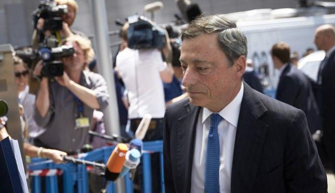 Συνεδρίαση του Eurogroup την Πέμπτη 25 Ιουνίου 2015, στις Βρυξέλλες. (EUROKINISSI/ΕΥΡΩΠΑΪΚΗ ΕΝΩΣΗ)