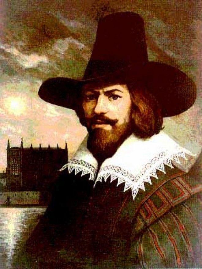 5η Νοεμβρίου 1605: Η Συνωμοσία της Πυρίτιδας και ο Γκάι Φοκς