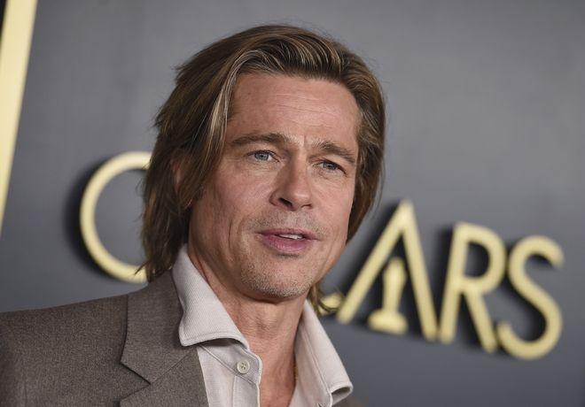 O Brad Pitt