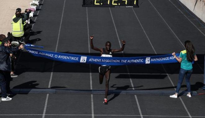 34th Athens Classic Marathon  in Athens Nov.13, 2016 / 34   , , 13 , 2016