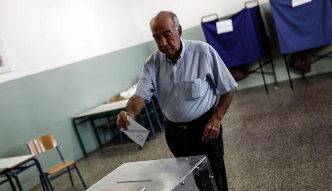 Από τις τελευταίες εθνικές εκλογές