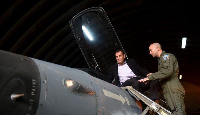 Ο Υπουργός Εθνικής Άμυνας Νίκος Παναγιωτόπουλος, συνοδευόμενος από τον Αρχηγό ΓΕΕΘΑ, Πτέραρχο Χρήστο Χριστοδούλου επισκέφθηκε  Μονάδες του Στρατού Ξηράς, του Πολεμικού Ναυτικού και της Πολεμικής Αεροπορίας στη Σκύρο, τη Λήμνο και τις Καστανιές Ορεστιάδας Έβρου.