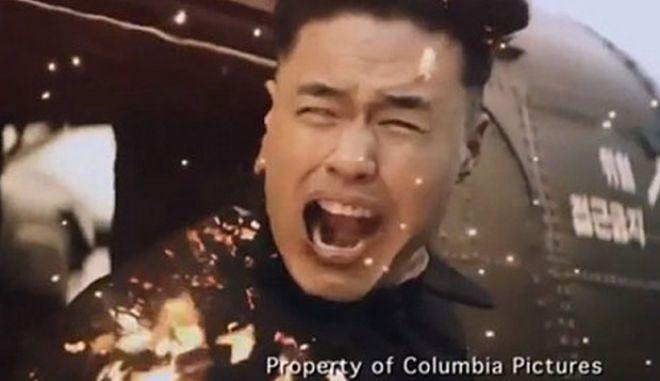 Αυτή είναι η σκηνή της δολοφονίας του Κιμ Γιονγκ Ουν!