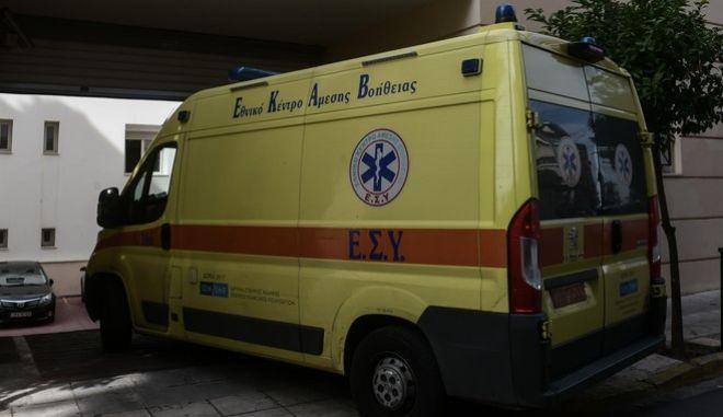 Ασθενοφόρο του ΕΚΑΒ