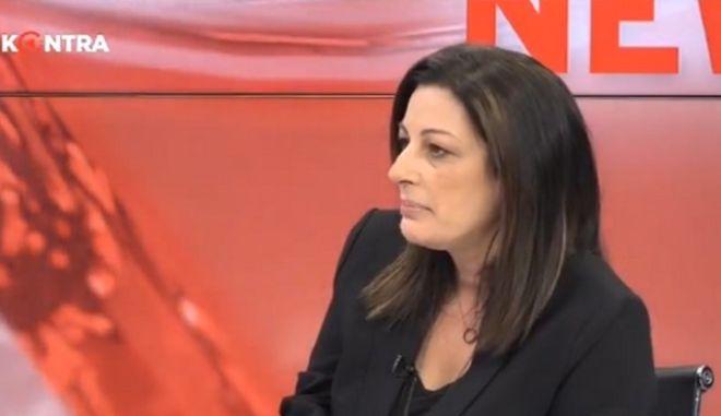 Μυρσίνη Λοΐζου: Ο πατέρας μου δεν ήταν πολιτικός - Για το tweet ζήτησα συγγνώμη