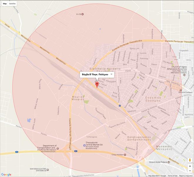Αυτό είναι το τελικό σχέδιο εκκένωσης στο Κορδελιό. Τι πρέπει να γνωρίζουν οι 62.000 κάτοικοι
