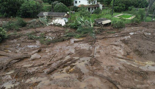 Πλημμύρες στη Βραζιλία τον Ιανουάριο του 2019