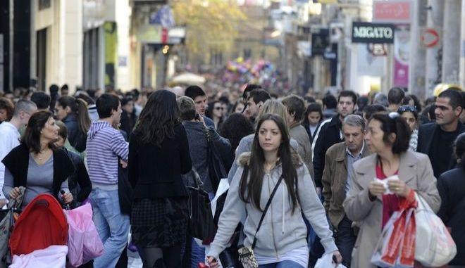Ελαφριά πτώση παρουσιάζει η ανεργία στην Ελλάδα σύμφωνα με τη Eurostat