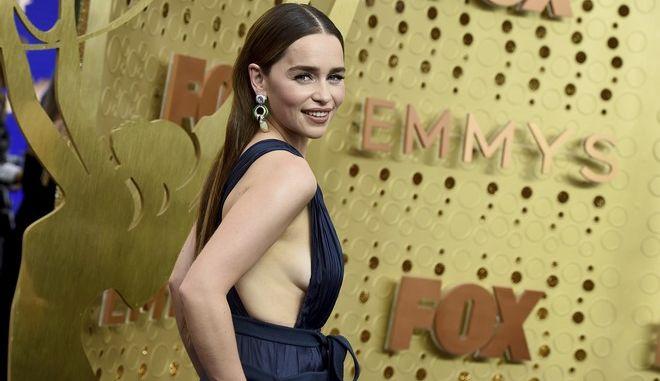 Η Emilia Clarke στην 71η τελετή απονομής των βραβείων Emmy