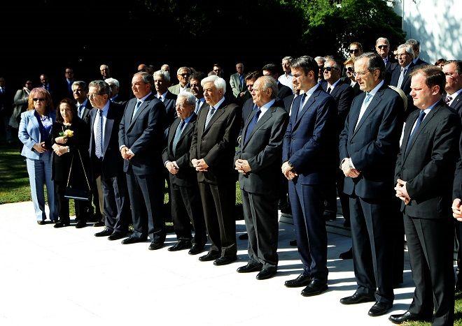 Μνημόσυνο του Κωνσταντίνου Καραμανλή 2018