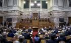 Συνεδρίαση της Κοινοβουλευτικής Ομάδας του ΣΥΡΙΖΑ (Φωτογραφία αρχείου)