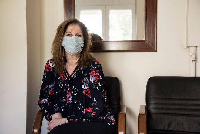 Μαντώ Λιαπίκου, η πνευμονολόγος που πρώτη φορά νιώθει πως το ΕΣΥ αναγνωρίζεται