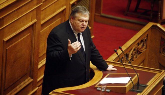 συζήτηση για τους πλειστηριασμούς στην Ολομέλεια της Βουλής το Σάββατο 21 Δεκεμβρίου 2013. (EUROKINISSI/ΓΙΩΡΓΟΣ ΚΟΝΤΑΡΙΝΗΣ)