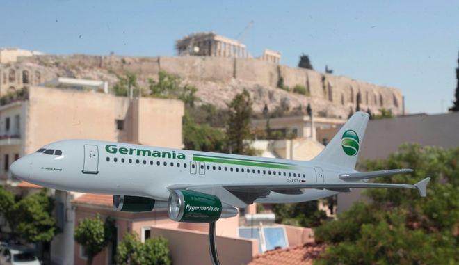 Germania: Πτώχευσε η γερμανική low cost - Πού πετούσε στην Ελλάδα