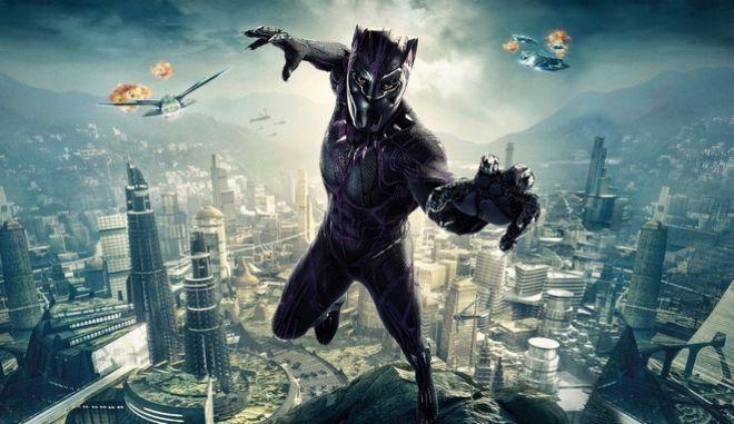 Μεγάλη επιτυχία για τη ταινία Black Panther