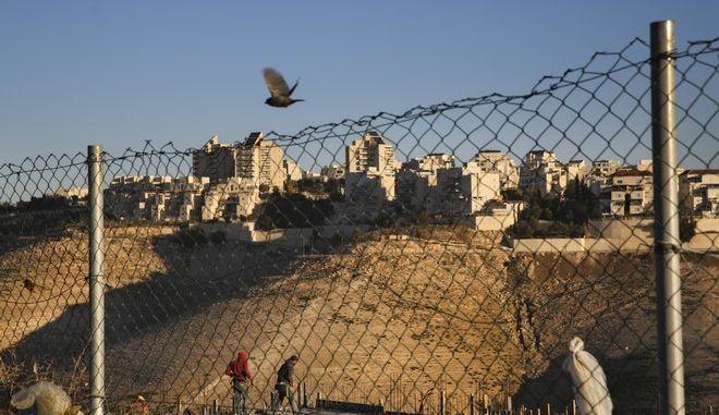Ισραήλ: Με αμείωτο ρυθμό ο εποικισμός της Δυτικής όχθης