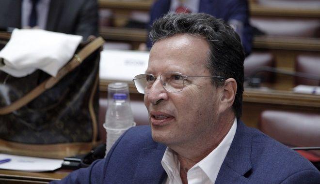 Ο ευρωβουλευτής της ΝΔ, Γ. Κύρτσος