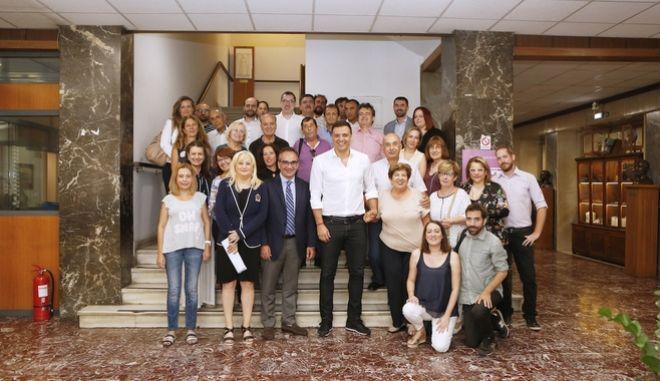 Από τη συνάντηση των εκπροσώπων των Συλλόγων Ασθενών με την ηγεσία του Υπουργείου Υγείας στις 29/7/2019