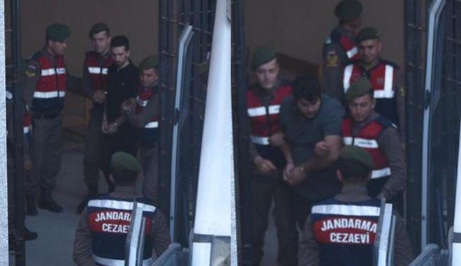 """Τουρκία: Τρίτο """"όχι"""" στην αποφυλάκιση των δύο Ελλήνων"""