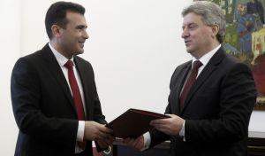 Στα άκρα η κόντρα Ιβάνοφ - Ζάεφ στην πΓΔΜ: Ο πρωθυπουργός κατηγορεί τον πρόεδρο για παραβίαση του Συντάγματος