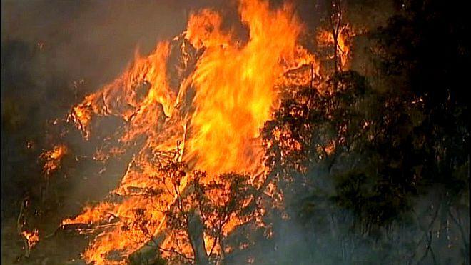 Συνεχίζουν να κατακαίνε οι φωτιές στην Αυστραλία