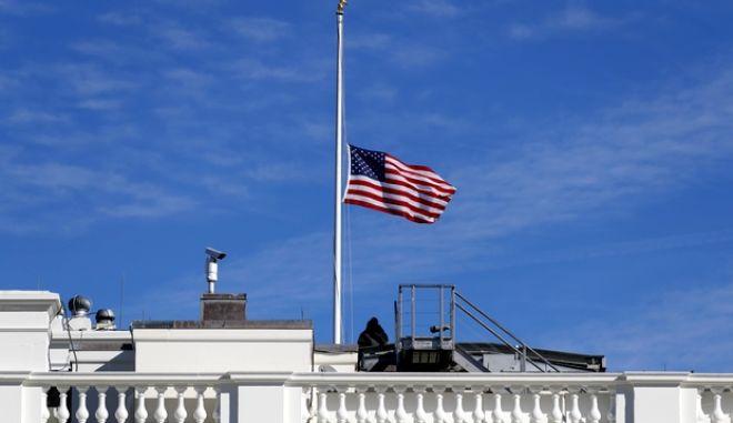 H σημαία των ΗΠΑ