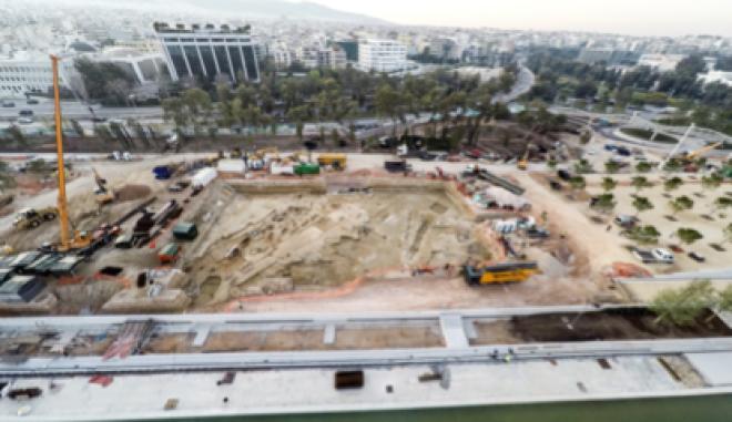 Φαληρικό Δέλτα: Αποκαλύφθηκε ομαδική ταφή 80 δεσμωτών