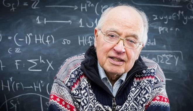 Πέθανε ο Μάικλ Ατίγια, ένας από τους διασημότερους μαθηματικούς