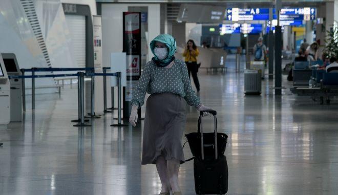 Άρση μέτρων μετακίνησεων στο Αεροδρόμιο Ελευθέριος Βενιζέλος