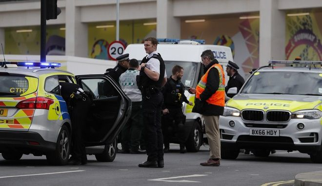 Αστυνομία κοντά στο εμπορικό κέντρο του Westfield(αρχείου)