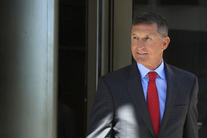 O πρώην σύμβουλος εθνικής ασφάλειας του Trump, Michael Flynn  (AP Photo/Manuel Balce Ceneta)