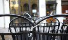 Κλειστό κατάστημα εστίασης στη Θεσσαλονίκη