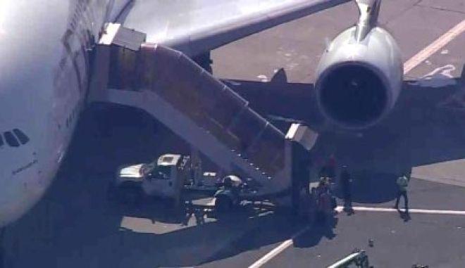 Τρόμος στον αέρα: Σε καραντίνα αεροσκάφος-100 επιβάτες αρρώστησαν εν πτήσει