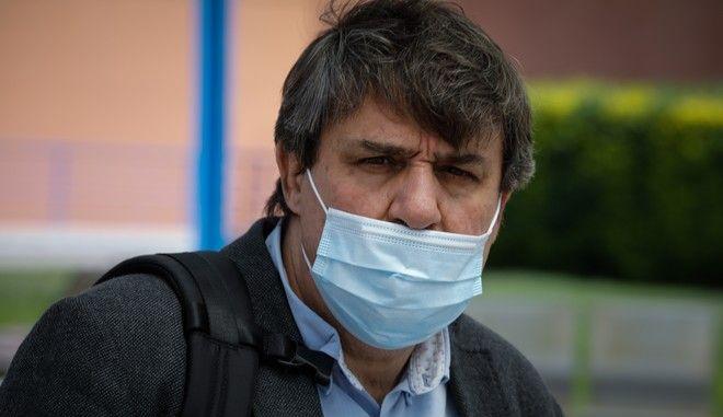 Ο τομεάρχης Υγείας του ΣΥΡΙΖΑ, Ανδρέας Ξανθός