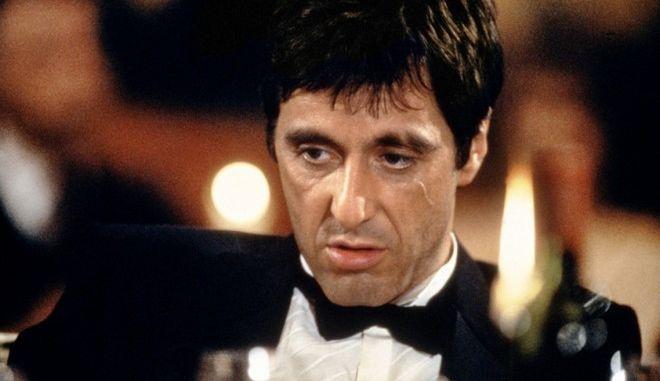 """Ο Αλ Πατσίνο στο """"Scarface"""""""