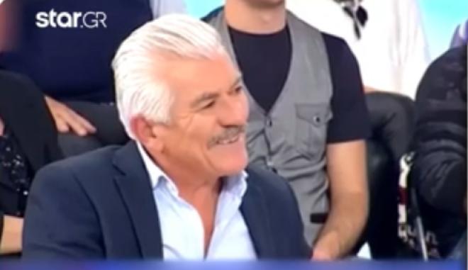"""Γιώργος Γιαννόπουλος: """"Πάω"""" με μικρές για να παίρνω πνοή. Με τη θεία μου να """"πάω"""";"""