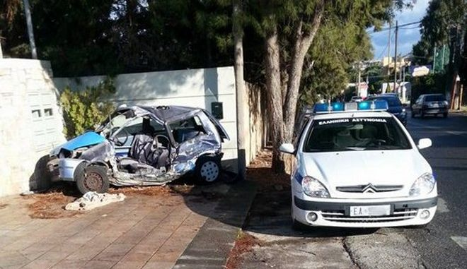 Τροχαίο δυστύχημα με έναν νεκρό στο Πόρτο Ράφτη